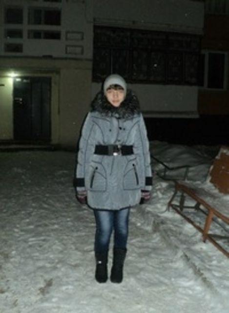 Настя Кеняйкина